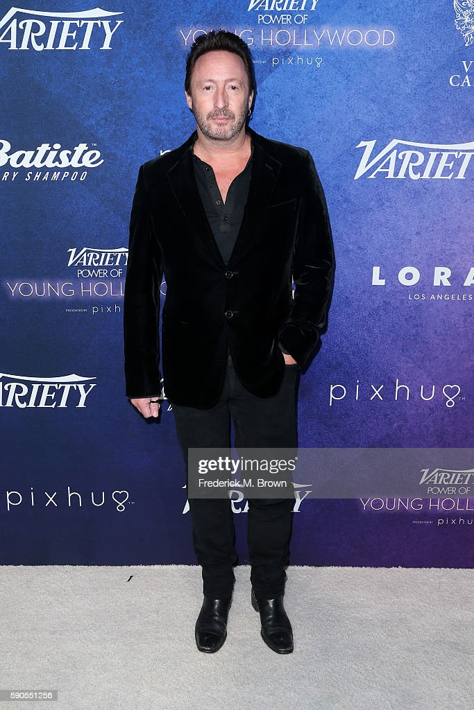Musician Julian Lennon attends Variety's Power of Young Hollywood at NeueHouse Hollywood on August 16, 2016 in Los Angeles, California.
