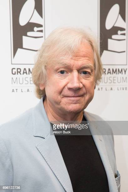 Musician Justin Hayward attends An Evening With Justin Hayward at The GRAMMY Museum on June 14 2017 in Los Angeles California