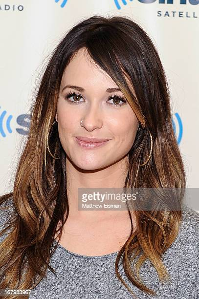 Musician Kacey Musgraves visits the SiriusXM Studios on May 2 2013 in New York City