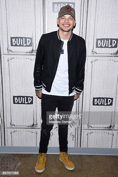 Musician Kane Brown attends Build Series presents Kane Brown at Build Studio on January 23 2017 in New York City