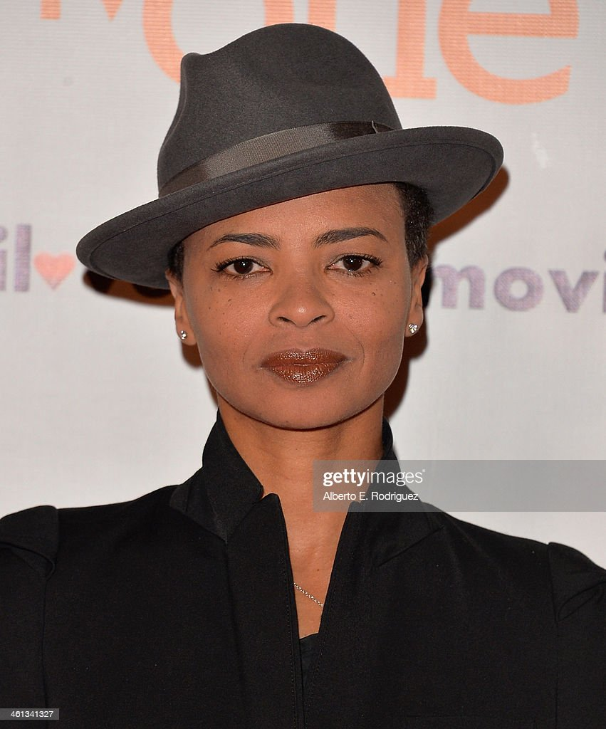 Musician Karen Gibson Roc attends the Broadcast Film Critics Association's Celebration of Black Cinema at the House of Blues Sunset Strip on January...
