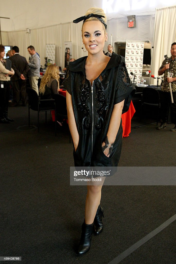 Musician Katie Piz attends Red Carpet Radio presented by Westwood One at Nokia Theatre L.A. Live on November 22, 2014 in Los Angeles, California.