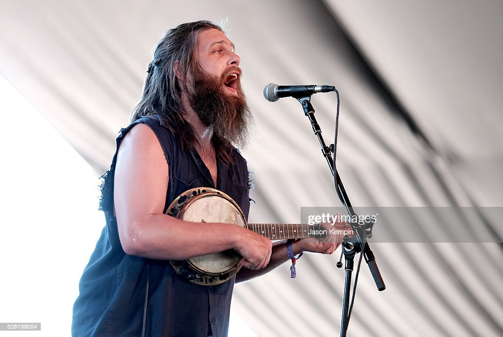 Musician Kaz of Tigerman WOAH performs onstage during 2016 Stagecoach California's Country Music Festival at Empire Polo Club on April 29, 2016 in Indio, California.