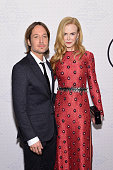 Musician Keith Urban and actress Nicole Kidman attend Louis Vuitton Monogram celebration at Museum of Modern Art on November 7 2014 in New York City