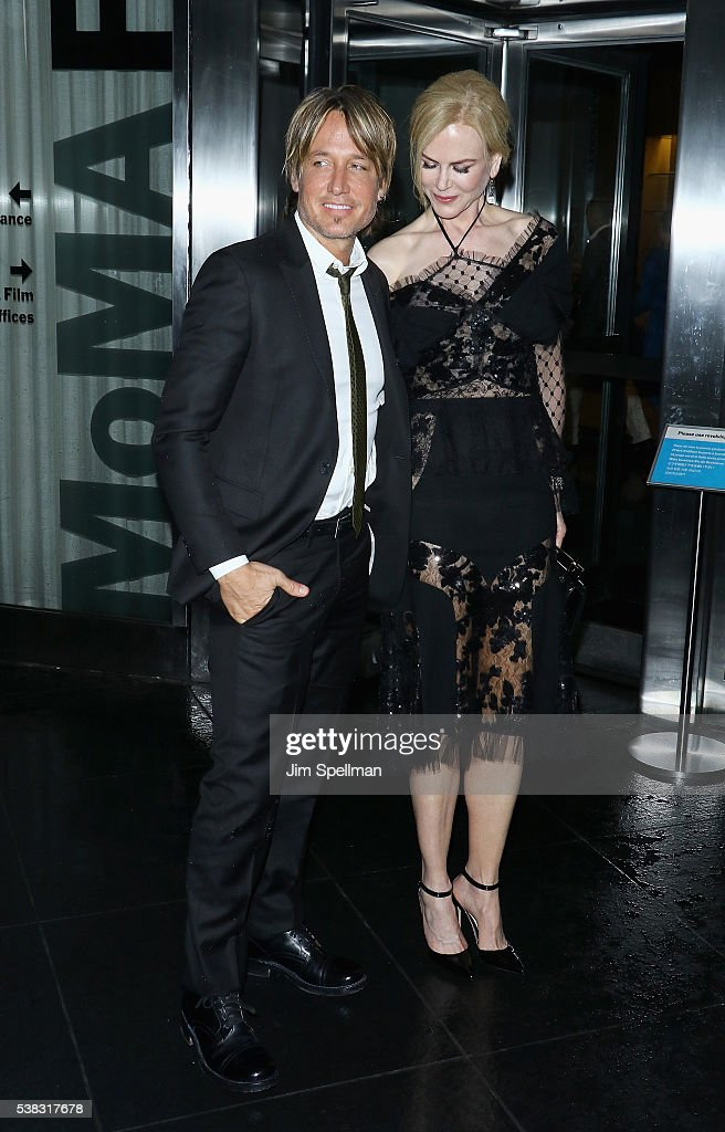 Genius new york premiere outside arrivals getty images for Keith urban and nicole kidman latest news