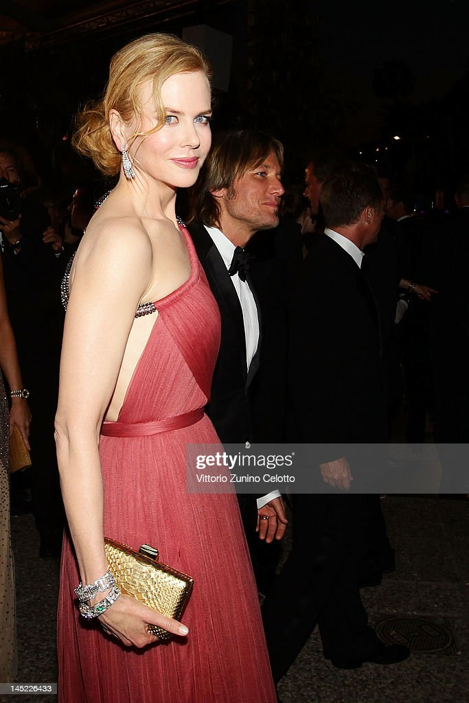 Musician Keith Urban and actress Nicole Kidman attend the 'The Paperboy' premiere during the 65th Annual Cannes Film Festival at Palais des Festivals on May 24, 2012 in Cannes, France.