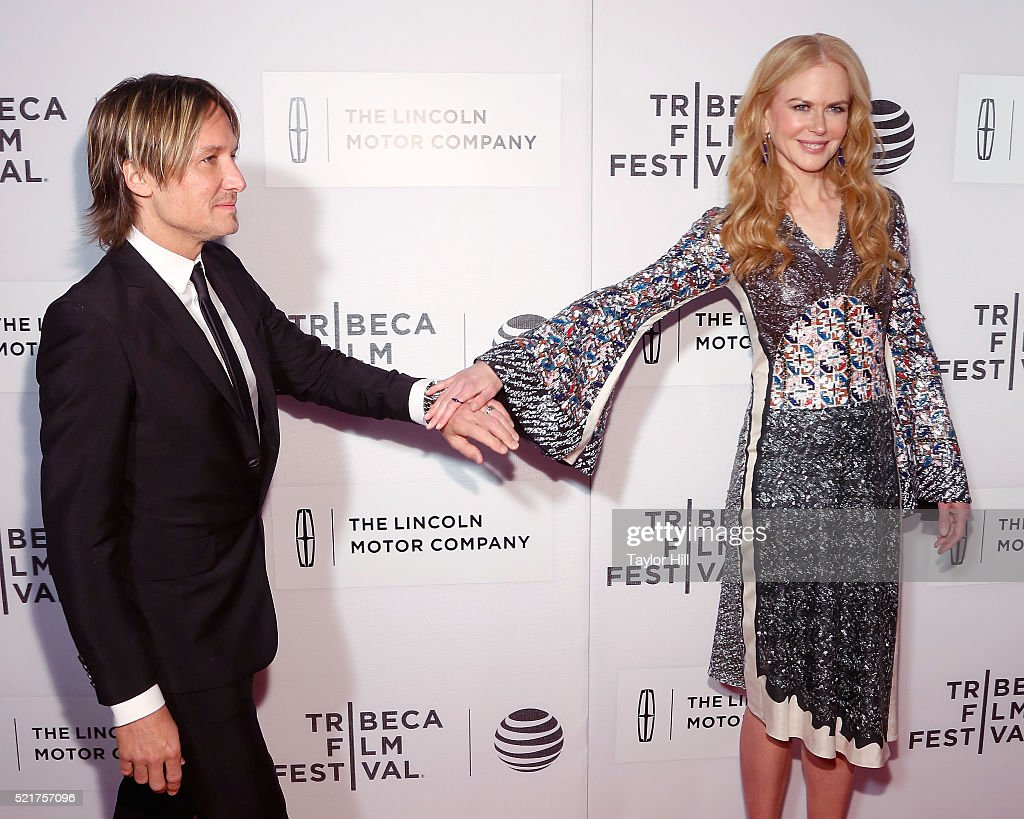 Tribeca film festival screenings and panels getty images for Keith urban and nicole kidman latest news