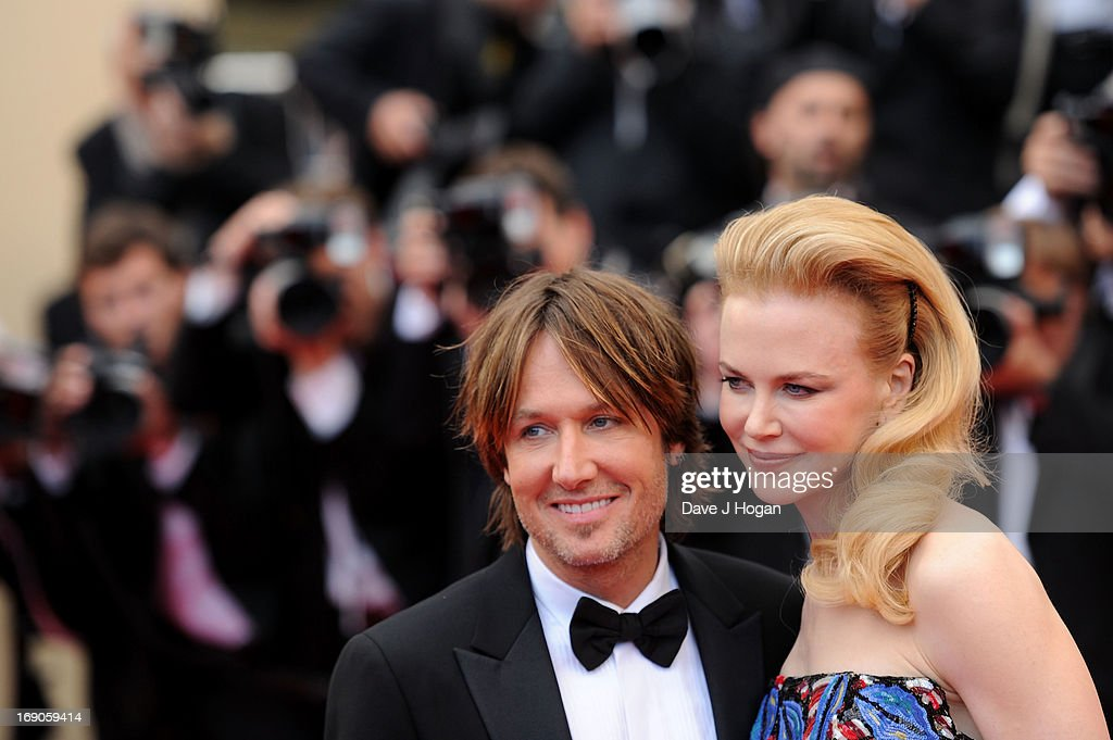 Musician Keith Urban and jury member actress Nicole Kidman attend the 'Inside Llewyn Davis' Premiere during the 66th Annual Cannes Film Festival at Grand Theatre Lumiere on May 19, 2013 in Cannes, France.