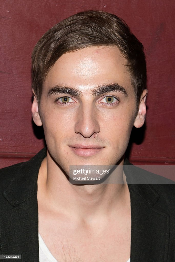 Musician Kendall Schmidt attends Heffron Drive in concert at Webster Hall on December 2, 2013 in New York City.