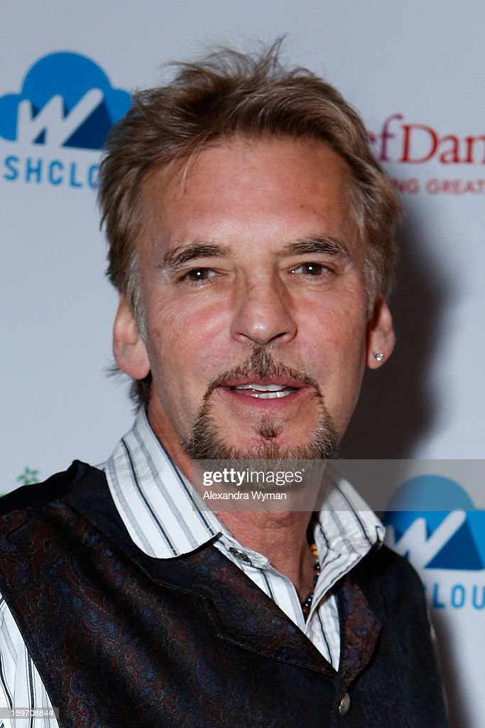 Musician <a gi-track='captionPersonalityLinkClicked' href=/galleries/search?phrase=Kenny+Loggins&family=editorial&specificpeople=640646 ng-click='$event.stopPropagation()'>Kenny Loggins</a> attends Night 1 of ChefDance on January 18, 2013 in Park City, Utah.