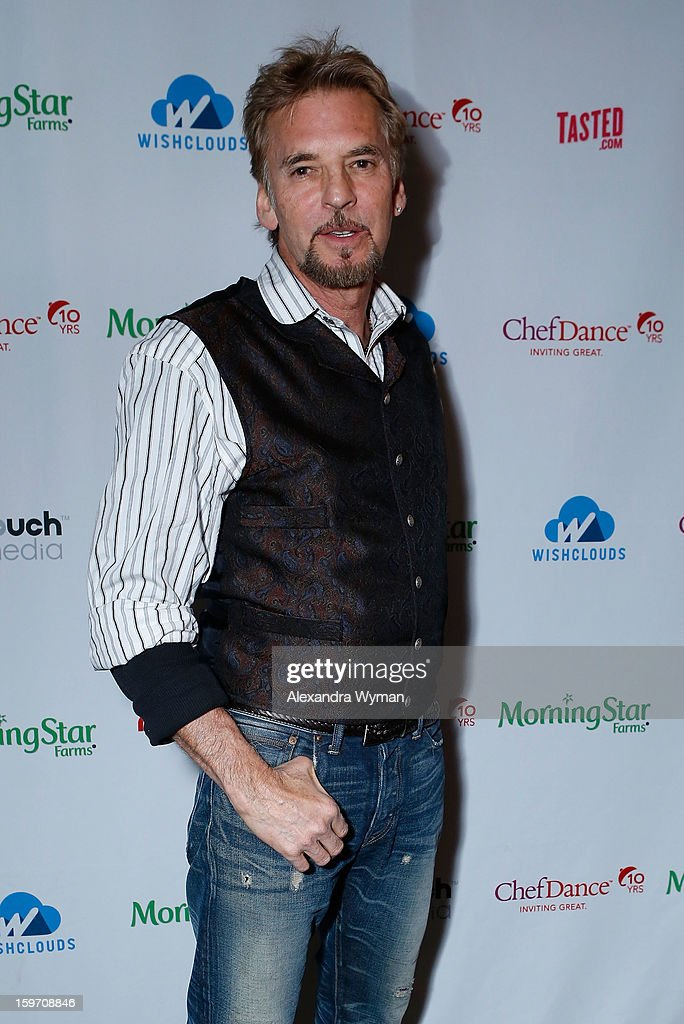 Musician Kenny Loggins attends Night 1 of ChefDance on January 18, 2013 in Park City, Utah.