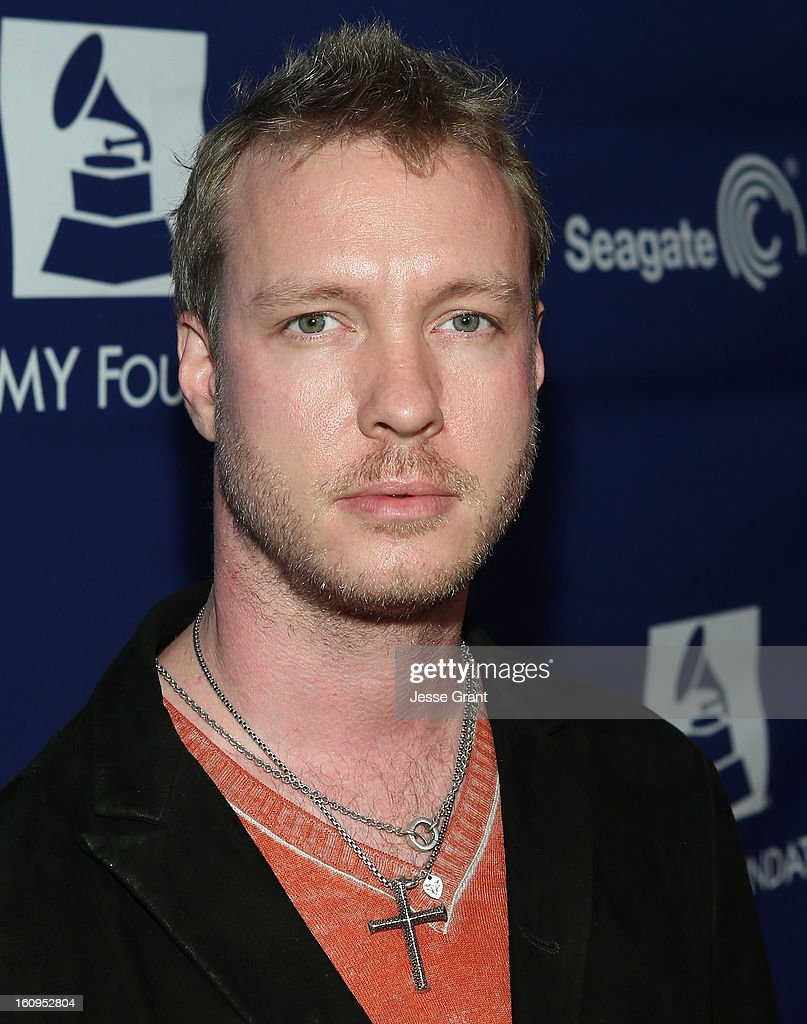 Musician Kenny Wayne Shepherd attends The 55th Annual GRAMMY Awards - Music Preservation Project 'Play It Forward' Celebration highlighting The GRAMMY Foundations ongoing work to safegaurd music's history at the Saban Theatre on February 7, 2013 in Los Angeles, California.