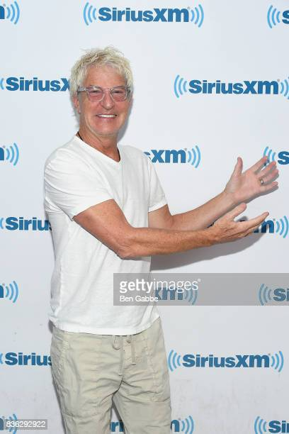 Musician Kevin Cronin visits SiriusXM Studios on August 21 2017 in New York City