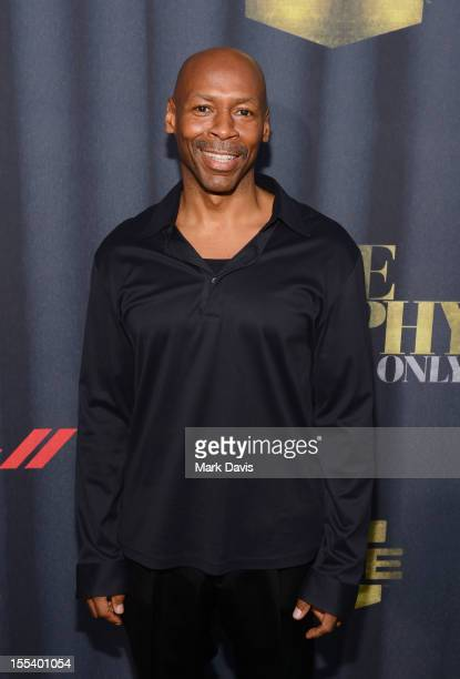 Musician Kevin Eubanks arrives at Spike TV's 'Eddie Murphy One Night Only' at the Saban Theatre on November 3 2012 in Beverly Hills California