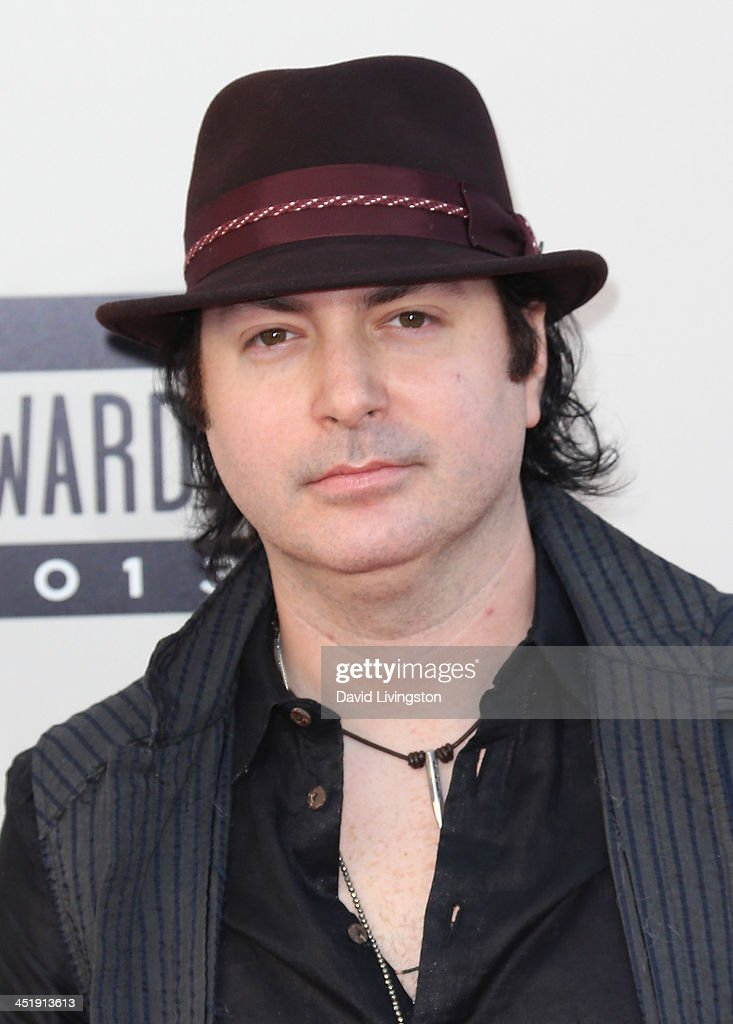 Musician Kevin Rudolf attends the 2013 American Music Awards at Nokia Theatre LA Live on November 24 2013 in Los Angeles California