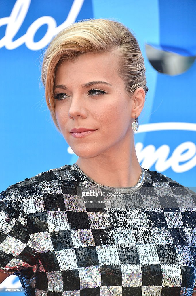 Musician Kimberly Perry of The Band Perry attends Fox's 'American Idol 2013' Finale - Results Show at Nokia Theatre L.A. Live on May 16, 2013 in Los Angeles, California.