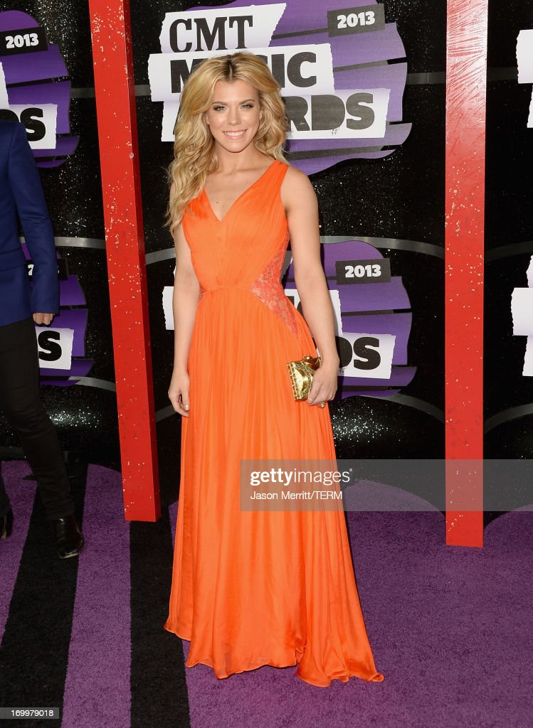 Musician Kimberly Perry of The Band Perry attends the 2013 CMT Music awards at the Bridgestone Arena on June 5, 2013 in Nashville, Tennessee.