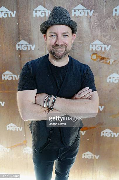 Musician Kristian Bush appears at the HGTV Lodge during CMA Music Fest on June 14 2015 in Nashville Tennessee