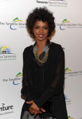 Musician Lauryn Hill attends the Tanzania Education Trust New York Gala hosted by President Jakaya Kikwete of the United Republic of Tanzania at...