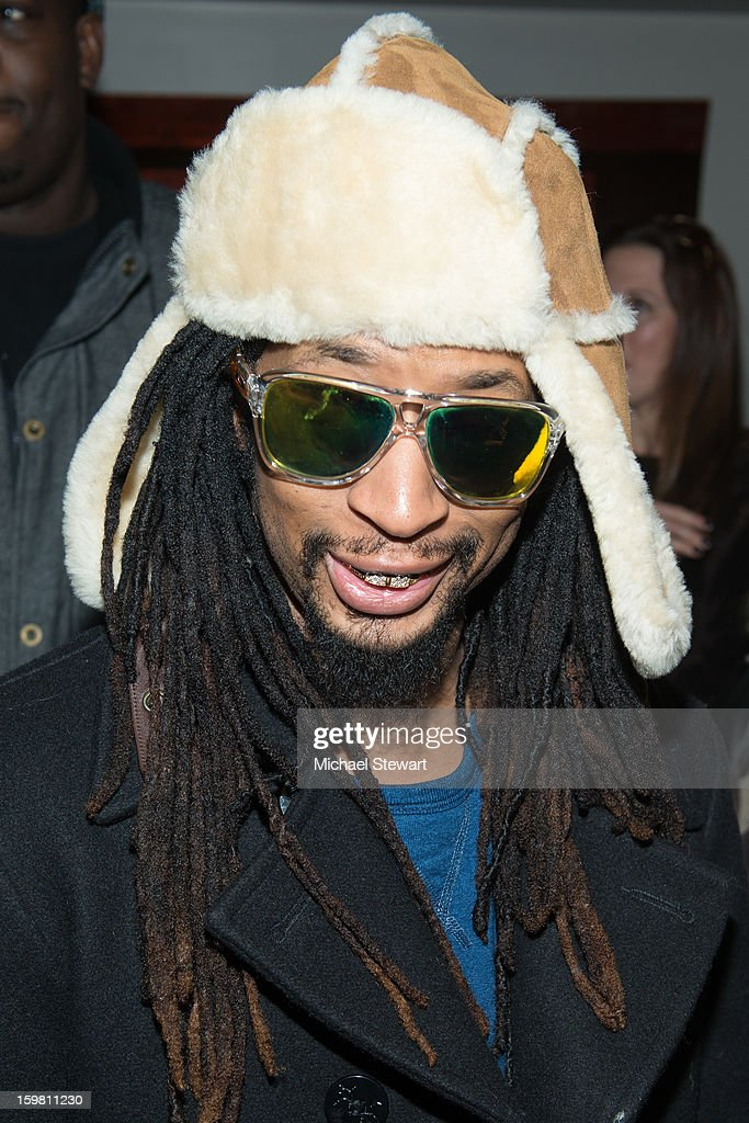 Musician <a gi-track='captionPersonalityLinkClicked' href=/galleries/search?phrase=Lil+Jon+-+Rapper&family=editorial&specificpeople=202659 ng-click='$event.stopPropagation()'>Lil Jon</a> attends Paige Hospitality Game Watch at Sky Bar on January 20, 2013 in Park City, Utah.