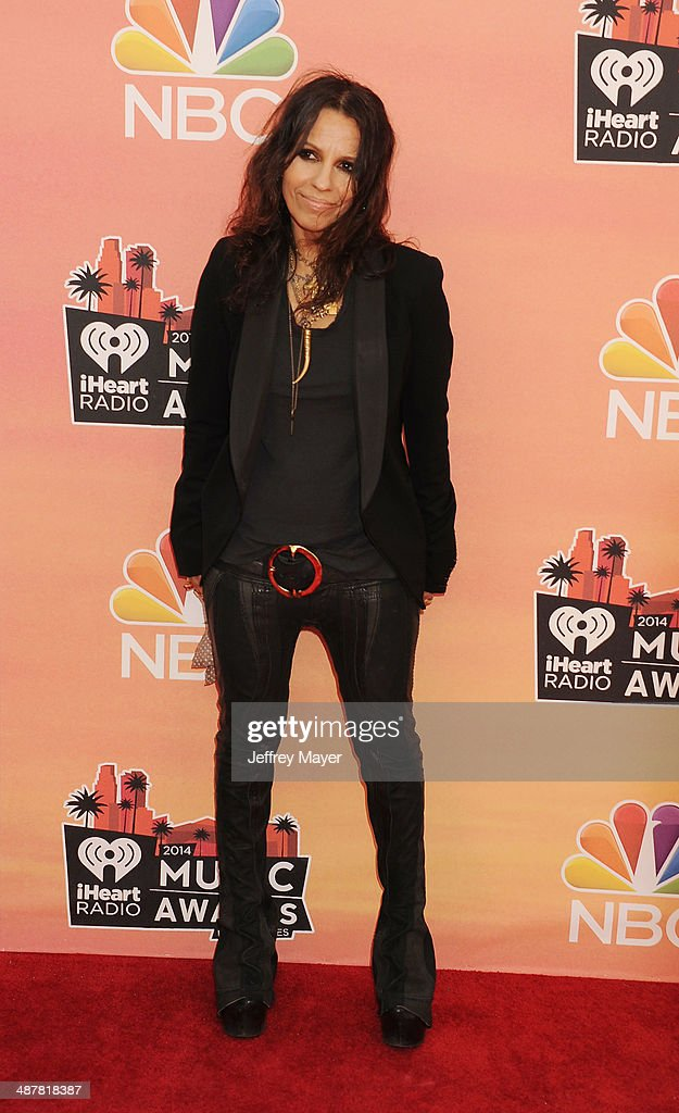 Musician Linda Perry attends the 2014 iHeartRadio Music Awards held at The Shrine Auditorium on May 1, 2014 in Los Angeles, California.