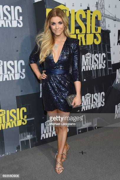 Musician Lindsay Ell attends the 2017 CMT Music Awards at the Music City Center on June 7 2017 in Nashville Tennessee