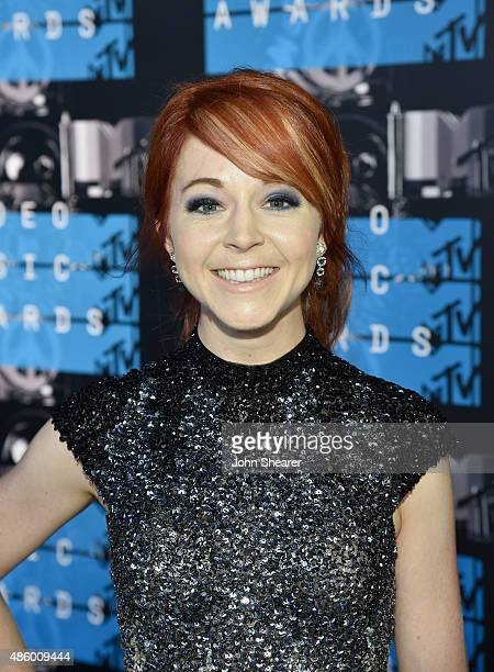 Musician Lindsey Stirling attends the 2015 MTV Video Music Awards at Microsoft Theater on August 30 2015 in Los Angeles California