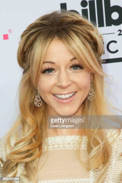 Musician Lindsey Stirling attends the 2017 Billboard Music Awards at the TMobile Arena on May 21 2017 in Las Vegas Nevada