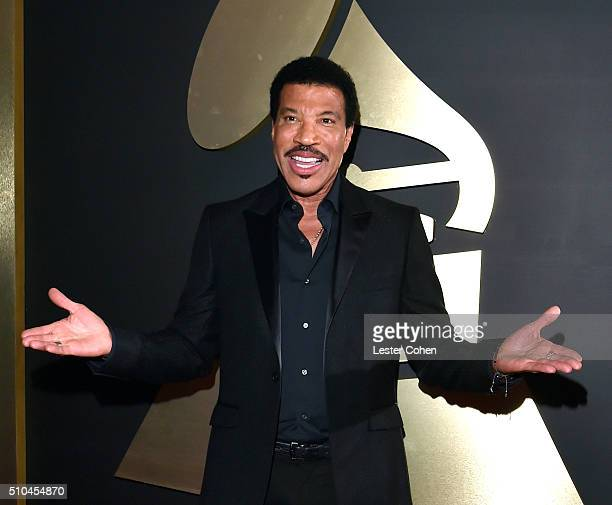 Musician Lionel Richie attends The 58th GRAMMY Awards at Staples Center on February 15 2016 in Los Angeles California