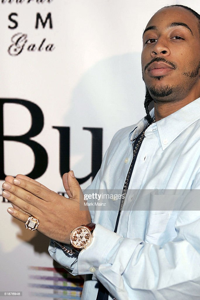 Musician Ludacris attends the '9th Annual Multicultural Prism Awards' at The Henry Fonda Music Box on December 17, 2004 in Hollywood, California.
