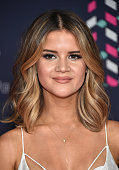 Musician Maren Morris attends the 2016 CMT Music awards at the Bridgestone Arena on June 8 2016 in Nashville Tennessee