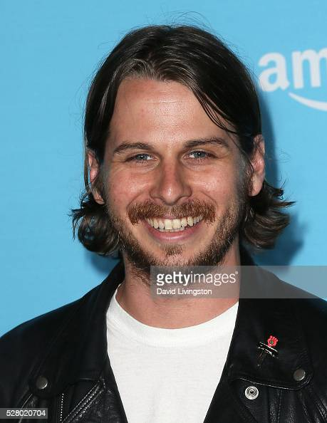 Musician Mark Foster attends the premiere of Roadside Attractions' 'Love Friendship' at the Directors Guild of America on May 3 2016 in Los Angeles...