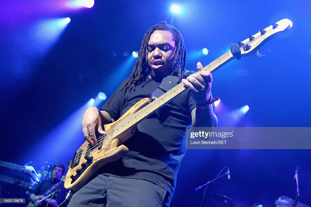 Musician Mark Kelley of The Roots performs onstage during The Novo Late Night concert during the 2016 BET Experience on June 25, 2016 in Los Angeles, California.