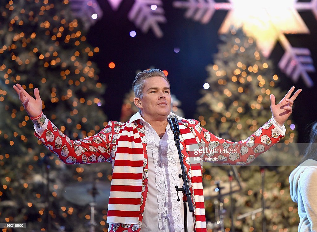 the 2015 hollywood christmas parade getty images. Black Bedroom Furniture Sets. Home Design Ideas