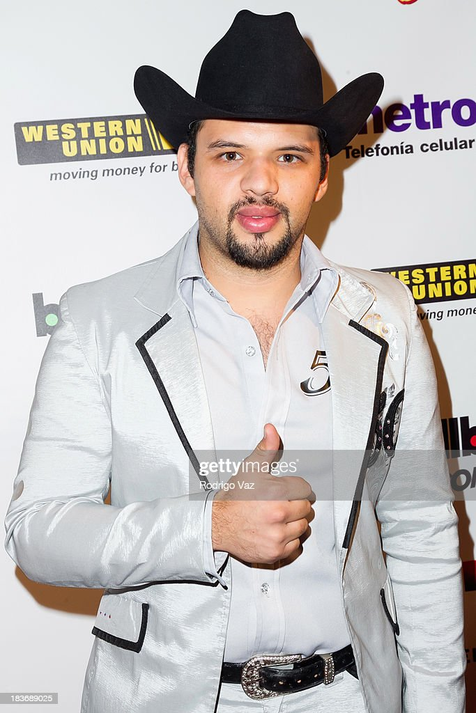 Musician Martin Lopez of Calibre 50 attends Billboard In Concert Series presents Calibre 50 at The Conga Room at L.A. Live on October 8, 2013 in Los Angeles, California.