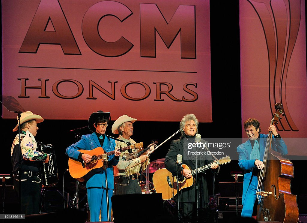 Musician Marty Stuart performs during the 4th Annual ACM Honors at the Ryman Auditorium on September 20, 2010 in Nashville, Tennessee.