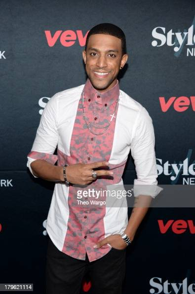 Musician Mateo attends the VEVO and Styled To Rock Celebration Hosted by Actress Model and 'Styled to Rock' Mentor Erin Wasson with Performances by...