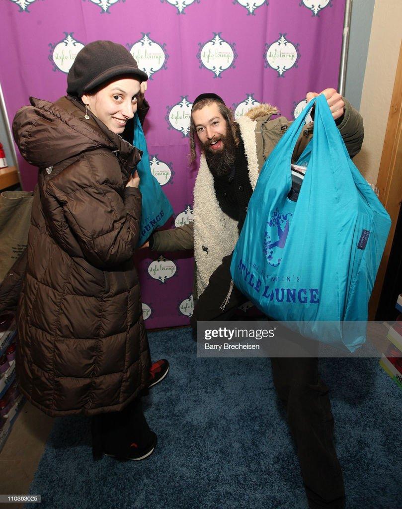 Park City - Kari Feinstein Sundance Style Lounge - Day 1 ...