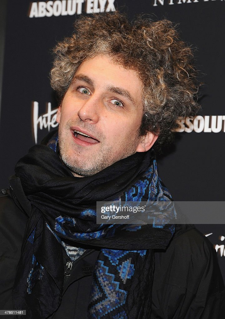 Musician Matt Asti of MGMT attends the 'Nymphomaniac: Volume I' screening at The Museum of Modern Art on March 13, 2014 in New York City.