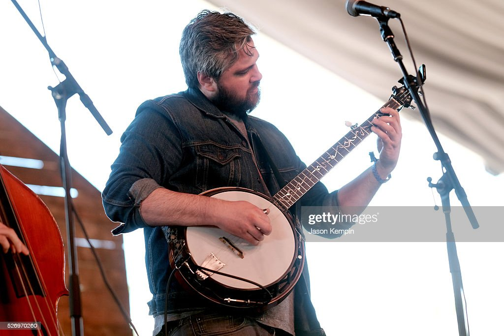 Musician Matt Menefee of ChessBoxer performs onstage during 2016 Stagecoach California's Country Music Festival at Empire Polo Club on May 01, 2016 in Indio, California.