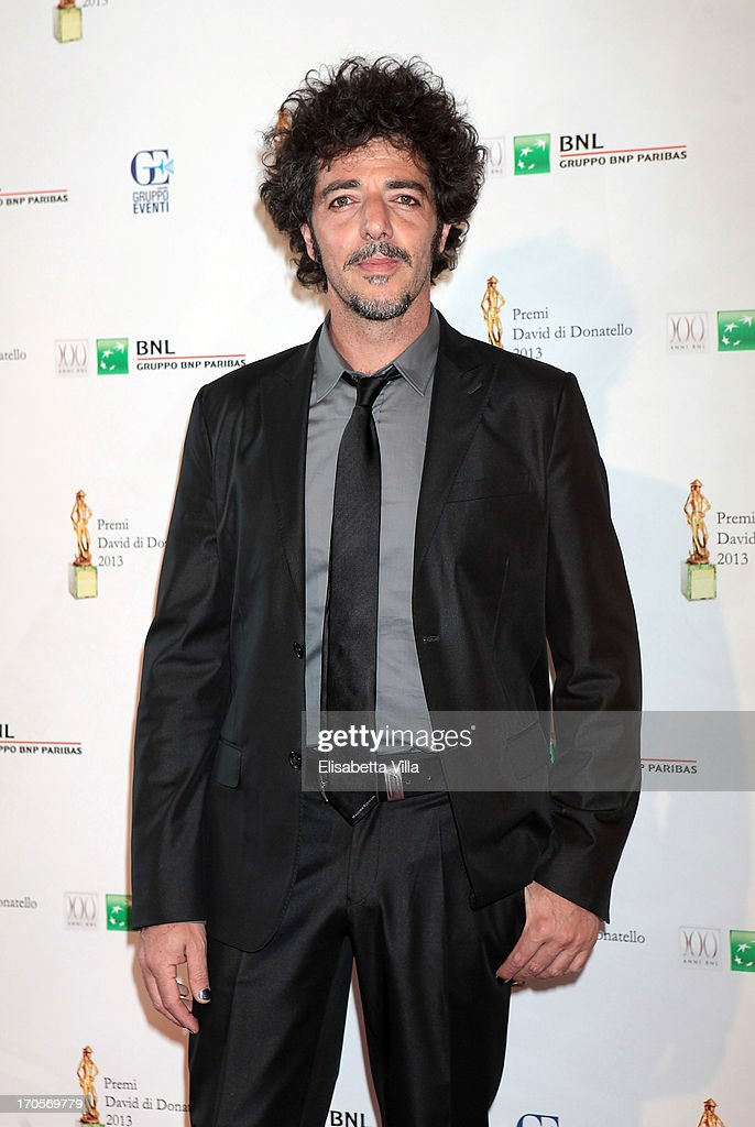 2013 Premi David di Donatello Ceremony Awards - Arrivals