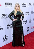 Musician Meghan Trainor attends the 2015 Billboard Music Awards at MGM Grand Garden Arena on May 17 2015 in Las Vegas Nevada
