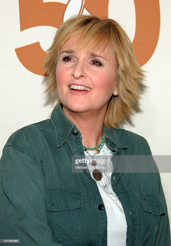 Musician Melissa Etheridge attends the Recording Academy New York Chapter's Tribute to Bon Jovi Alicia Keys Donnie McClurkin and the creators of West...