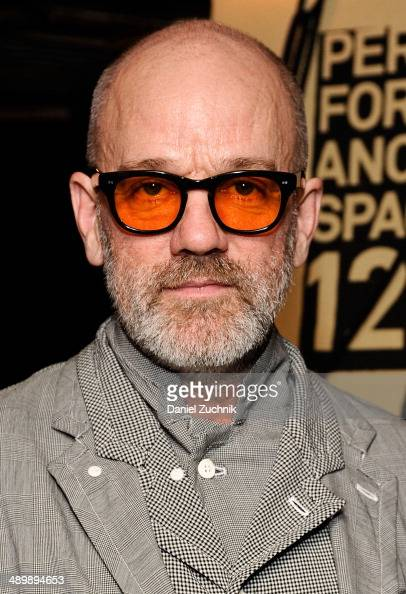 Musician Michael Stipe attends the Performance Space 122 Spring 2014 Gala at Diamond Horseshoe on May 12 2014 in New York City