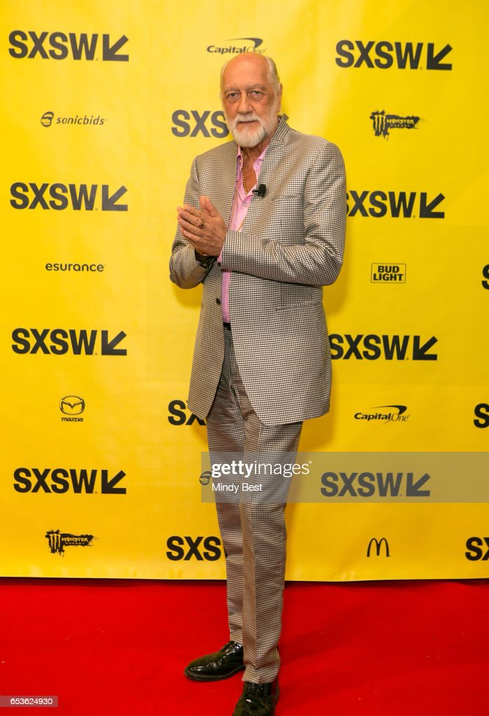 Musician Mick Fleetwood attends 'Conversation With Mick Fleetwood' during 2017 SXSW Conference and Festivals at Austin Convention Center on March 15, 2017 in Austin, Texas.