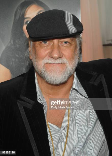 Musician Mick Fleetwood attends the 52nd Annual GRAMMY Awards GRAMMY Gift Lounge Day 2 held at the at Staples Center on January 29 2010 in Los...