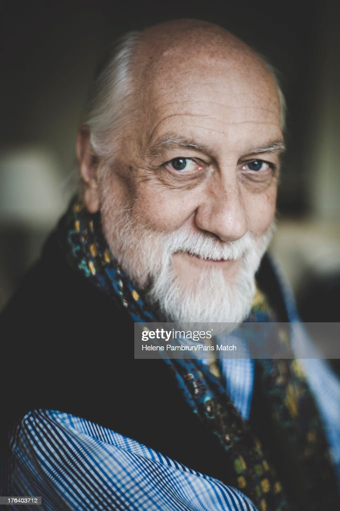 Mick Fleetwood, Paris Match Issue 3351, August 13, 2013