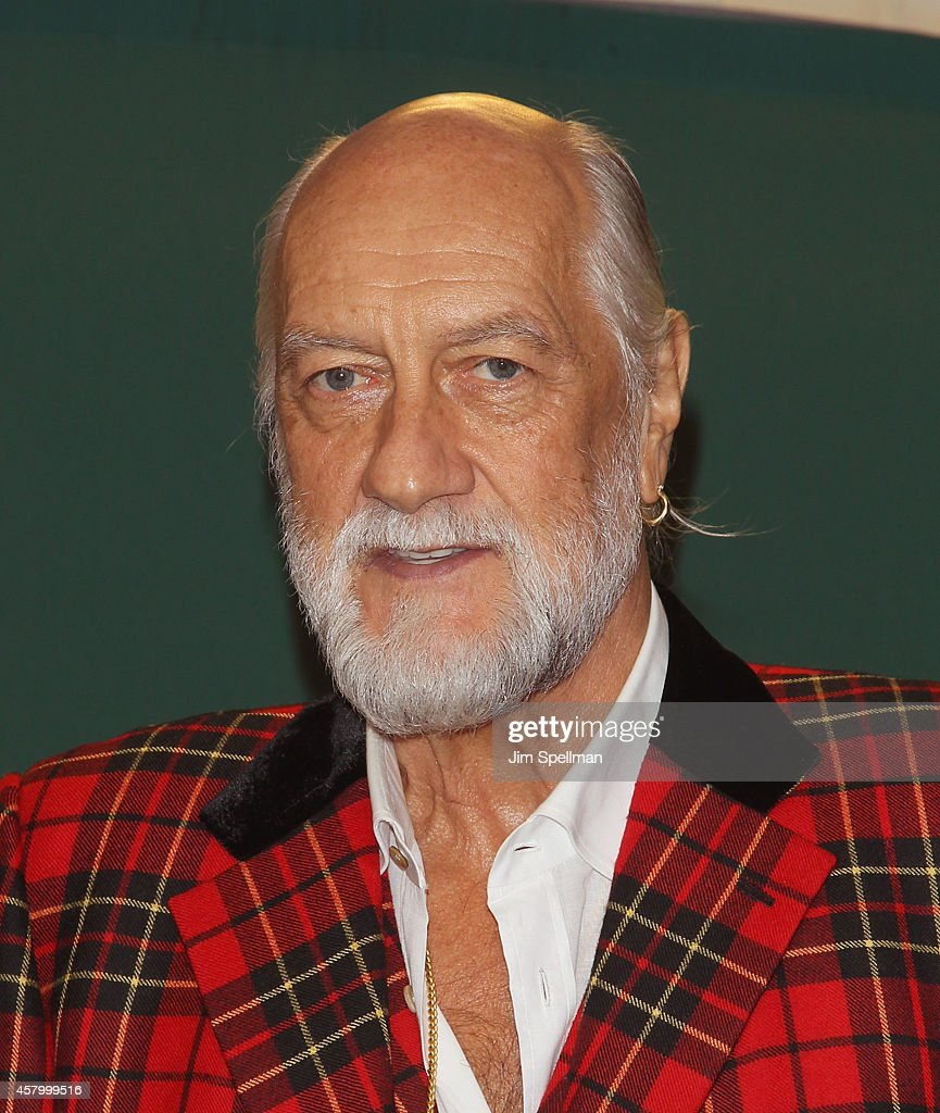 "Mick Fleetwood Signs Copies Of ""Play On Now, Then, And Fleetwood Mac: The Autobiography"""