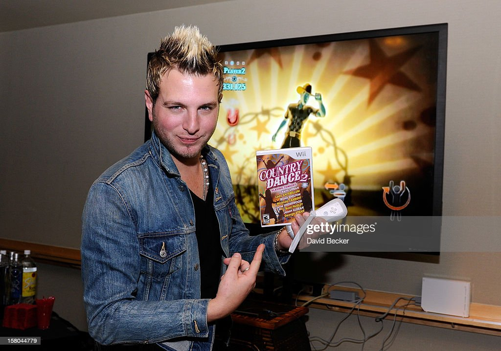 Musician Mike Gossin of Gloriana attends the Backstage Creations Celebrity Retreat at 2012 American Country Awards at the Mandalay Bay Events Center on December 9, 2012 in Las Vegas, Nevada.