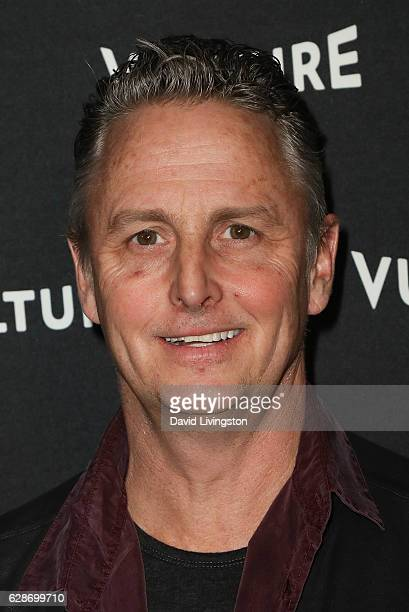 Musician Mike McCready arrives at the Vulture Awards Season Party at the Sunset Tower Hotel on December 8 2016 in West Hollywood California